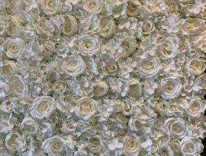 Artisti – Elena Τεχνητή Φυλλωσιά Τριαντάφυλλο Με Ορτανσία και Παιώνια 80εκ Χ 120εκ