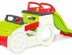 Smoby SMOBY CAR ΑΥΤΟΚΙΝΗΤΟ ΚΑΙ ΤΣΟΥΛΗΘΡΑ (840200)