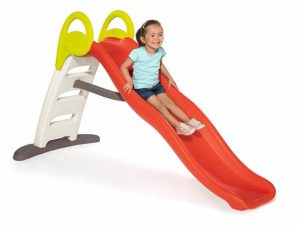 Smoby Smoby τσουλήθρα funny slide 200cm (820402)