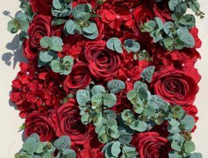 Artisti – Elena Τεχνητη Φυλλωσια Τριαντάφυλλο 60εκ Χ 40εκ